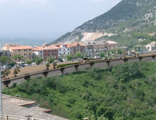 Sistemazione urbana di Viale del Vignola e aree limitrofe