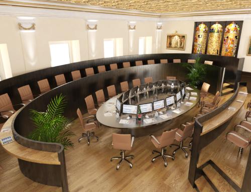 Concorso per la nuova sede Banca BCC Palestrina