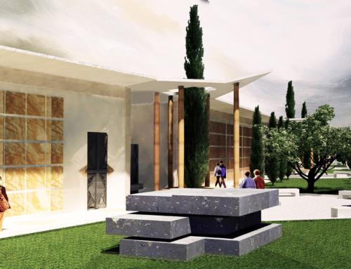 Concorso per ampliamento cimitero di Nettuno